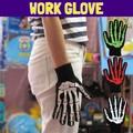 ワークグローブ ボーン /骨/滑り止め付き/軍手のような素材の手袋です!