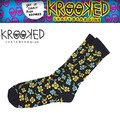 KROOKED Sweatpants Socks  14938