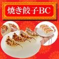 焼き餃子 B C ギョーザ 景品 食品サンプル 中華 リアル