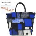【TERESA CAMBI】イタリアウールトート