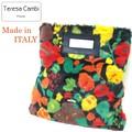 【TERESA CAMBI】イタリアファー3WAYクラッチショルダー