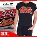 ★DIESEL夏物特集★大特価★DIESEL ディーゼル メンズ Tシャツ<diesel industry><ラスト10点>