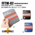 折り畳み財布 ターポリン ファイヤーファースト 小物/財布  FFTW-02