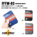 小銭入れ ターポリン ファイヤーファースト 小物/財布  FFTW-03
