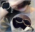 【セール】2色★ワイルドリンクと布デザインバンドタイプブレスレット/腕輪 L0143