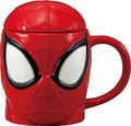【MARVEL】3Dマグカップ【スパイダーマン】【マーベル】