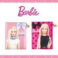 【国内ライセンス】バービー(Barbie)サテン 折りたたみミラー