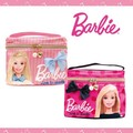 【国内ライセンス】バービー(Barbie)サテン バニティポーチ