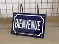 【SALE】French Word Plate<ホーロー表示プレート>