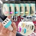 【売れ筋商品大特価】USBカーポートチャージャー スマホ チャージャー USB 充電器 USB