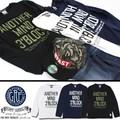◆お買い得春夏商材◆★SALE★GRF ジーアールエフ 両面プリント 長袖 Tシャツ ロンT<ANOTHER MIND>