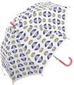 子供傘★ガールズ【Cat】55cmジャンプ式傘●Mikuni Kid's Umbrella
