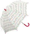 子供傘★ガールズ【Dot】大きめ58cmジャンプ式傘●Mikuni Kid's Umbrella