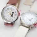 【キュートな腕時計♪】ネコ音符腕時計