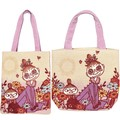 【北欧雑貨ムーミン】大人気バッグ ミムラねえさんとリトルミイ ゴブラン織り