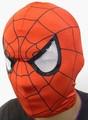 【パーティー イベント】アメリカンヒーローマスク 黒 赤 クモ男 仮装 スパイダー コスプレ