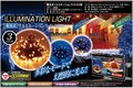 「クリスマス」電池式イルミネーションライト50球