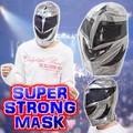 【パーティー イベント】スーパーストロングマスク レスラー コスチューム シルバー