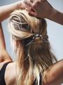 マジェステ 髪留め 髪飾り かんざし風 ヘアアクセサリー  Q015