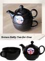 【英国雑貨】BROWN BETTY(ブラウンベティ)ティーポット ティーフォーワン(BBTF1)