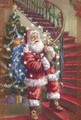 【新商品】Rakka ヴィクトリアン クリスマス ポストカード RVX02
