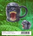 ゴリラのマグカップ