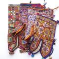 Antique Toran グジャラートミラー刺繍トーラン 全4種