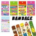 【新柄 6種】【アメ雑 アメリカ雑貨】Bandage バンドエイト 絆創膏 ポップ カラフル