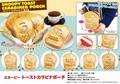 【在庫特価】スヌーピー トーストカラビナポーチ キャラ 雑貨 景品 ピーナッツ