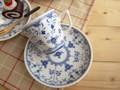 【ブルーシェル】コーヒーカップ&ソーサー/7.5x7cm/MADE IN JAPAN