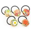 【食品 アクセ】お好み焼きヘアゴム リアル 景品 アクセサリー おもしろ お土産