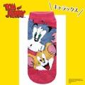 """もっこもこ靴下 """"トム&ジェリー"""""""