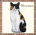 先行受注【アメリカ製】猫のドアストッパー(Calico Cat)