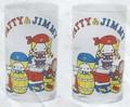 特価品【パティ&ジミー】グラスセット