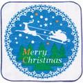 クリスマスタオルハンカチ /  2016クリスマス