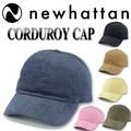 NEWHATTAN CORDUROY CAP  15164