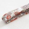 【バイアステープ/12mm巾・ふちどり(4ツ折)】05 TASHA TUDOR - garden【2.5m巻】