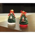 クリスマスミニツリー6個セット