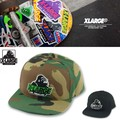 XLARGE OLD OG 6 PANEL CAP  15232