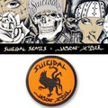 """SUICIDAL×J.JESSEE  ROOSTER 3"""" PATCH  15218"""