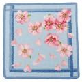 限定品!【新柄】 フェイラータオルハンカチ Cherry Blossom Blue