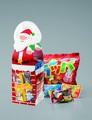 クリスマスクリアーケース(お菓子入)