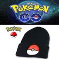 Pokemon Pokeball Cuff Knit Beani  15283