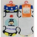 【SALE キッズアンクルソックス】 POLICE