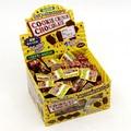 ☆新入荷☆【お菓子】『クッキークランチチョコ 110+9コ(当たりくじ付)』<ホワイト/ミルク>