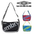 UMBRO(アンブロ) 大人気 サッカー Rampage ショルダーバッグ(70603)  かっこいい 学校 スポーツ ジム 旅行