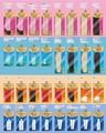 【ギフトショー春2017】フットケア商品で1面のご提案(横900mm×高さ1500mmスペース)