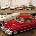 ダイキャストミニカー(M)[1953 Cadillac Series 62 Coupe 1/43]【ロット12台】