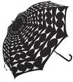NEW★2017SS☆Mingalang【skyline】★60cm グラスファイバー仕様☆ジャンプ式★婦人雨傘♪