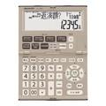 <ステーショナリー><デジタル文具>シャープ 金融電卓 ELK632X